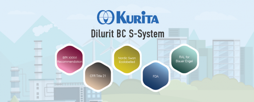 Dilurit® BC S dosage system