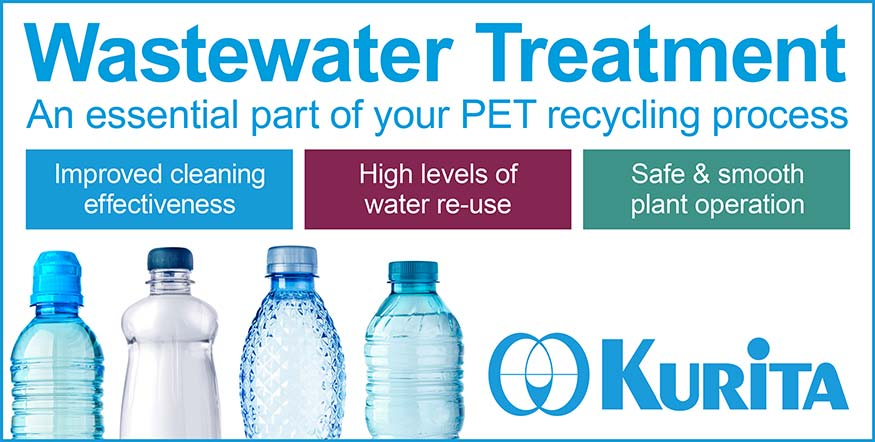 Wastewater treatment: an essential part of your PET